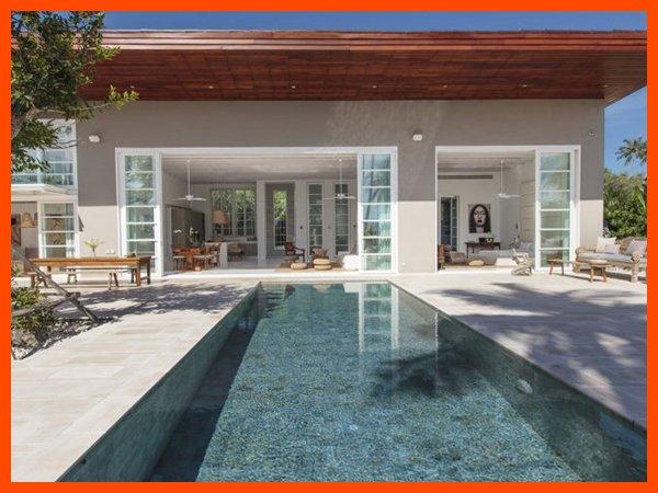 Villa 114 - Walk to beach swim play drink eat sleep walk to villa jump in pool - Image 1 - Choeng Mon - rentals
