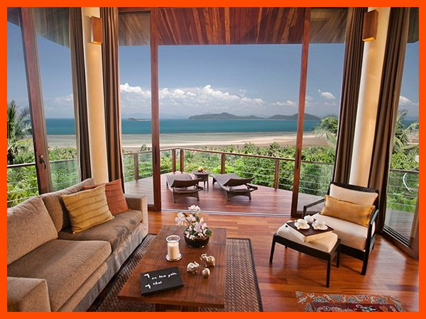 VILLA 177 -  FANTASTIC SEA VIEWS - Image 1 - Laem Set - rentals