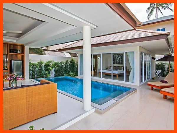 Villa 86 - Best value one bedroom with private pool - Image 1 - Plai Laem - rentals