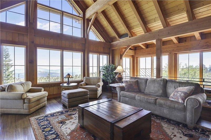 Glacier Luxury Lodge - Image 1 - Truckee - rentals