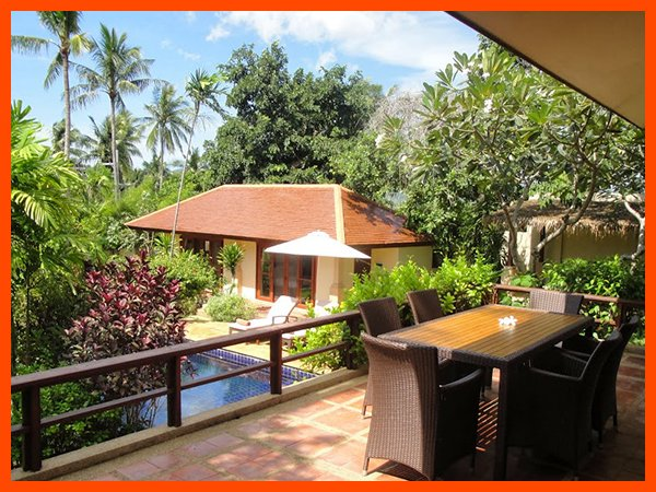 VILLA 63 - SPECIAL MONTHLY RATES AVAILABLE - Image 1 - Choeng Mon - rentals