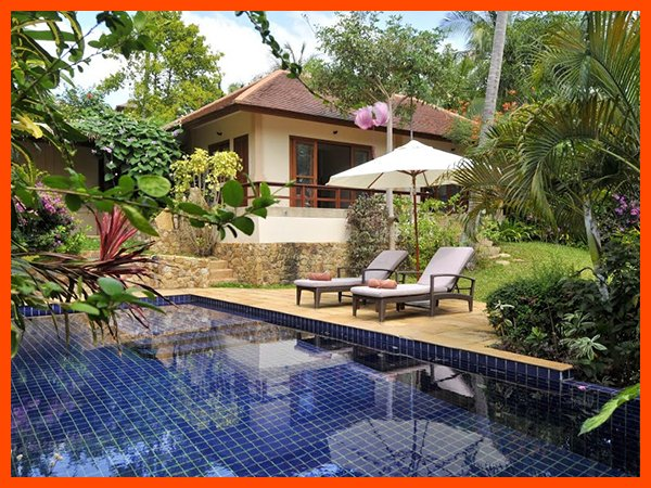 VILLA 56 - WALK TO BEACH (2 BR OPTION) - Image 1 - Choeng Mon - rentals