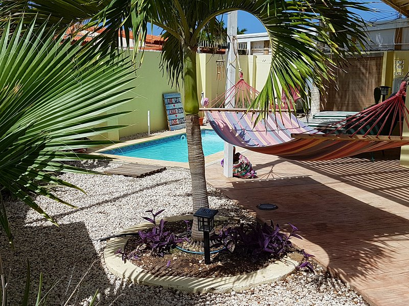 CASA DORA, great home with pool & close2beach. - Image 1 - Noord - rentals