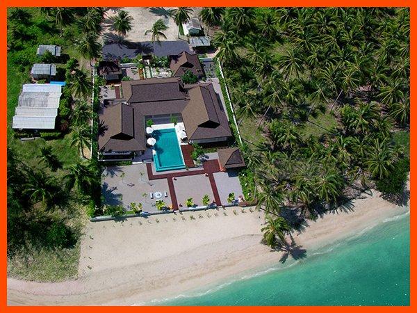 Villa 113 - Quiet sandy beach great for families - Image 1 - Laem Set - rentals