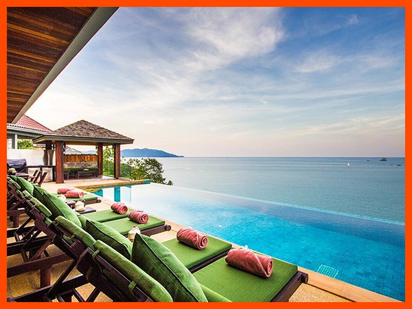 Villa 36 - Fantastic sea views with continental breakfast included - Image 1 - Choeng Mon - rentals
