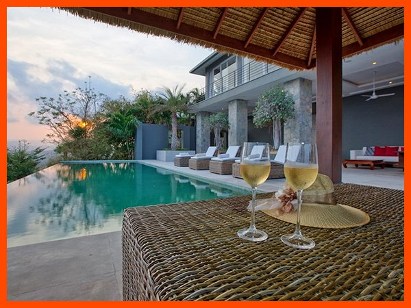 Villa 165 - Fantastic sea views with continental breakfast included - Image 1 - Chaweng - rentals