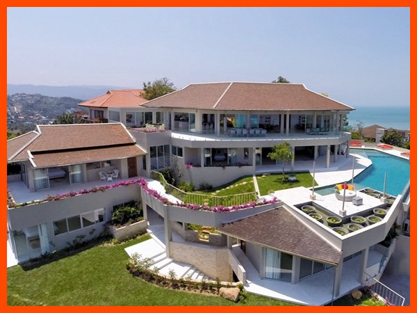 Villa 47 - Fantastic sea views with continental breakfast included - Image 1 - Choeng Mon - rentals