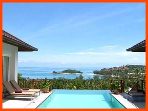 Villa 69 - Walk to beach swim play drink eat sleep walk to villa jump in pool - Image 1 - Choeng Mon - rentals
