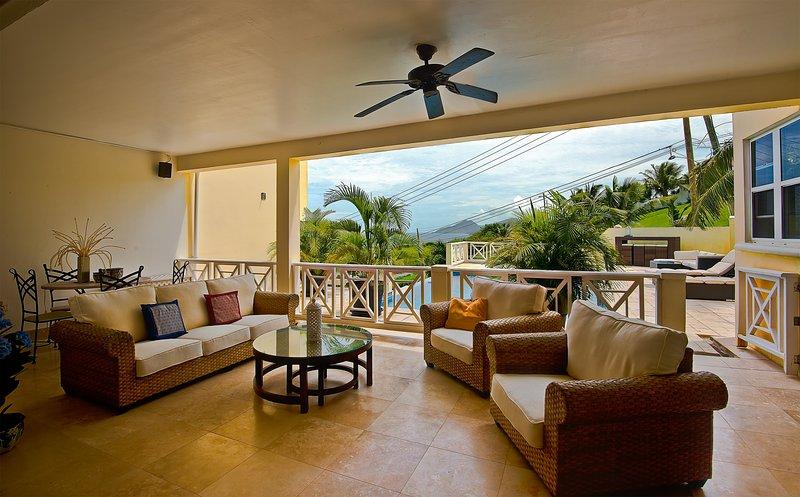 'Bentley' Villa, Half Moon Bay, St Kitts - Image 1 - Basseterre - rentals