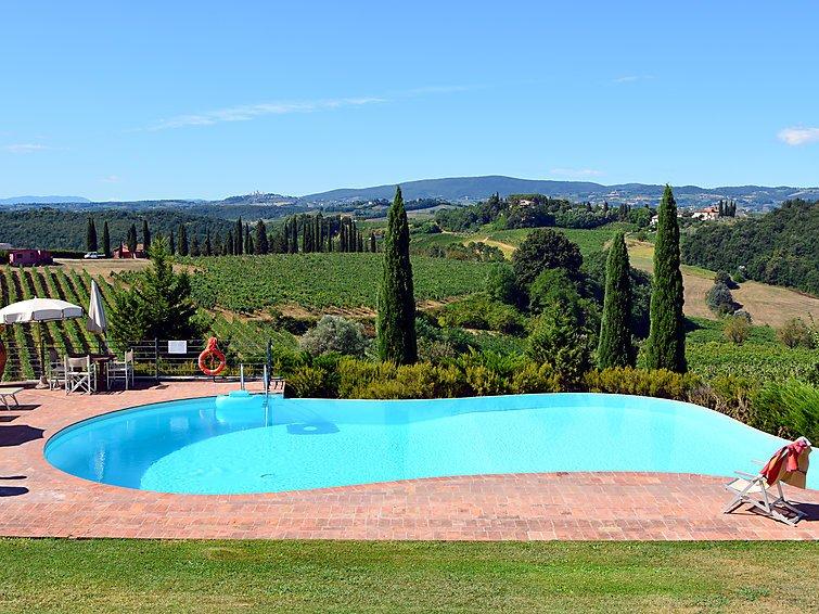 3 bedroom Villa in Certaldo, Chianti Classico, Italy : ref 2008478 - Image 1 - San Donnino - rentals
