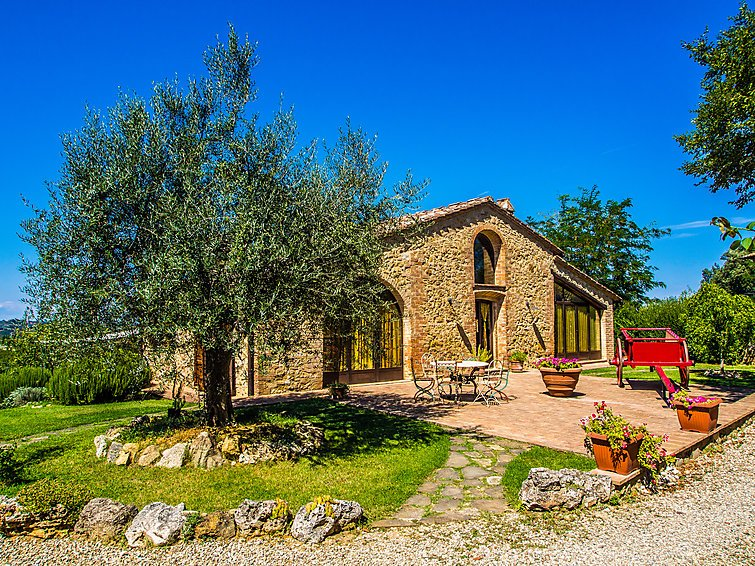 4 bedroom Villa in San Gimignano, Chianti Classico, Italy : ref 2214258 - Image 1 - Pancole - rentals