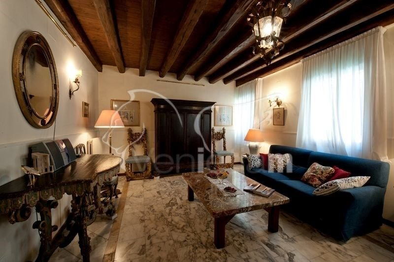 Casa dell'Albero - House with canal view and terrace - Image 1 - Venice - rentals