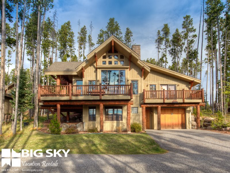 Big Sky Meadow | Moonlight Mountain Home 4 Harvest Moon - Image 1 - Big Sky - rentals