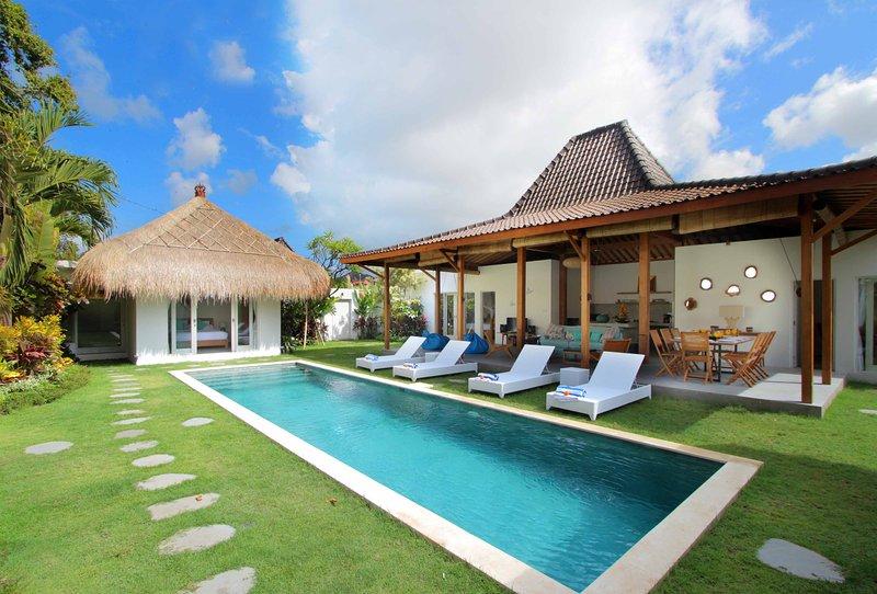 #D5 Serenity Villa 250m Seminyak Square Oberoi 1 - Image 1 - Seminyak - rentals