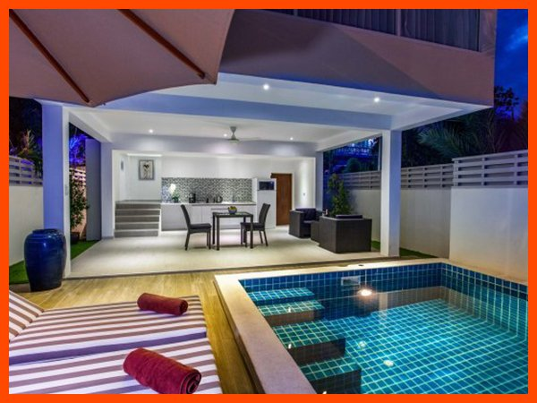Villa 252 - Exclusively for adult guests - Image 1 - Choeng Mon - rentals