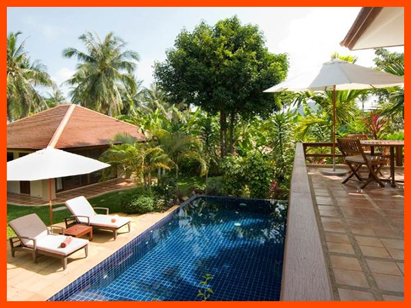 Villa 56 - Big discount for monthly stays - Image 1 - Choeng Mon - rentals