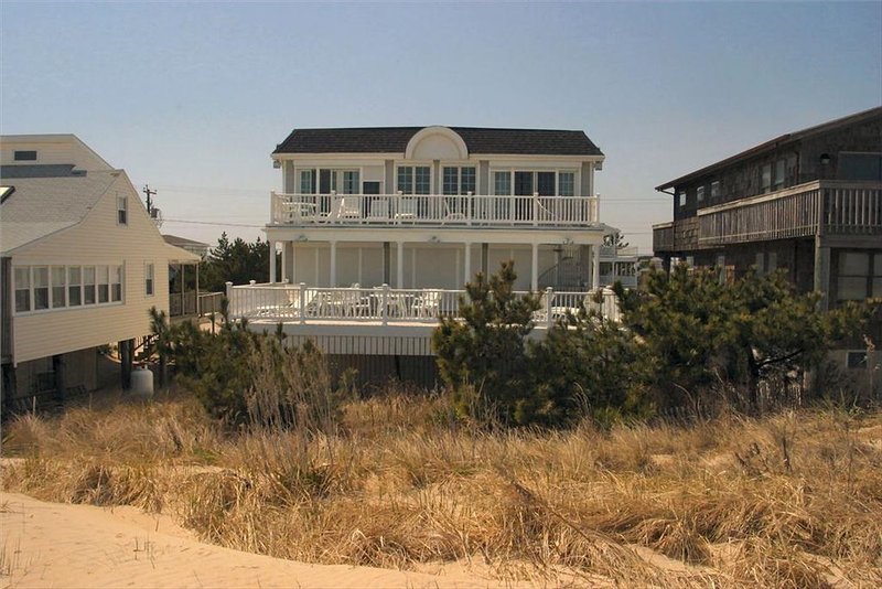 Fantastic 6 bedroom, 6.5 bath A/C home with outstanding ocean views! - Image 1 - Fenwick Island - rentals