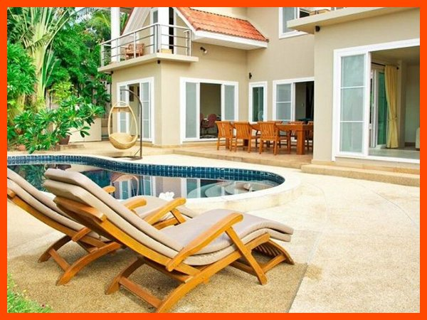 VILLA 198 - SPECIAL MONTHLY RATES AVAILABLE - Image 1 - Choeng Mon - rentals
