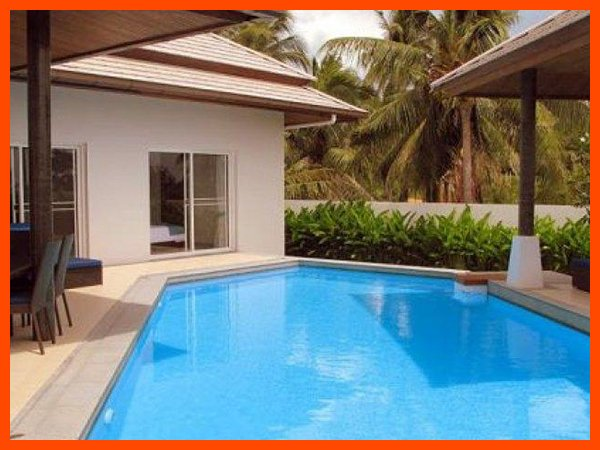 VILLA 58 - SPECIAL MONTHLY RATES AVAILABLE - Image 1 - Choeng Mon - rentals
