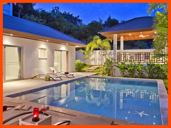 VILLA 157 - SPECIAL MONTHLY RATES AVAILABLE - Image 1 - Choeng Mon - rentals