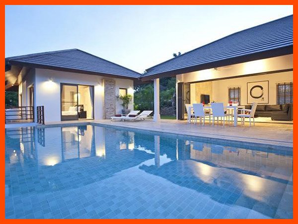Villa 38 - Big discount for monthly stays - Image 1 - Choeng Mon - rentals