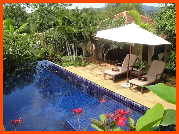 Villa 188 - Walk to beach (2 BR option) continental breakfast included - Image 1 - Choeng Mon - rentals