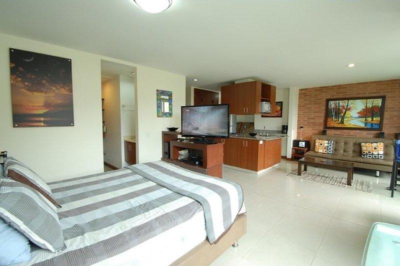 Blux 706 Wonderful Loft style - Image 1 - Medellin - rentals