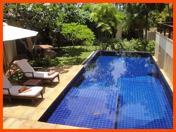 Villa 162 - Walk to beach (2 BR option) continental breakfast included - Image 1 - Choeng Mon - rentals