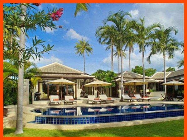 VILLA 10 - GREAT VALUE BEACH FRONT - Image 1 - Plai Laem - rentals