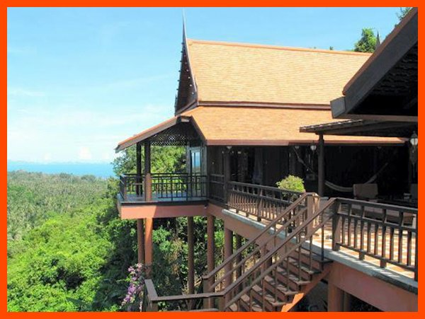 VILLA 11 - AUTHENTIC THAI HOUSE (2 BR OPTION) - Image 1 - Mae Nam - rentals