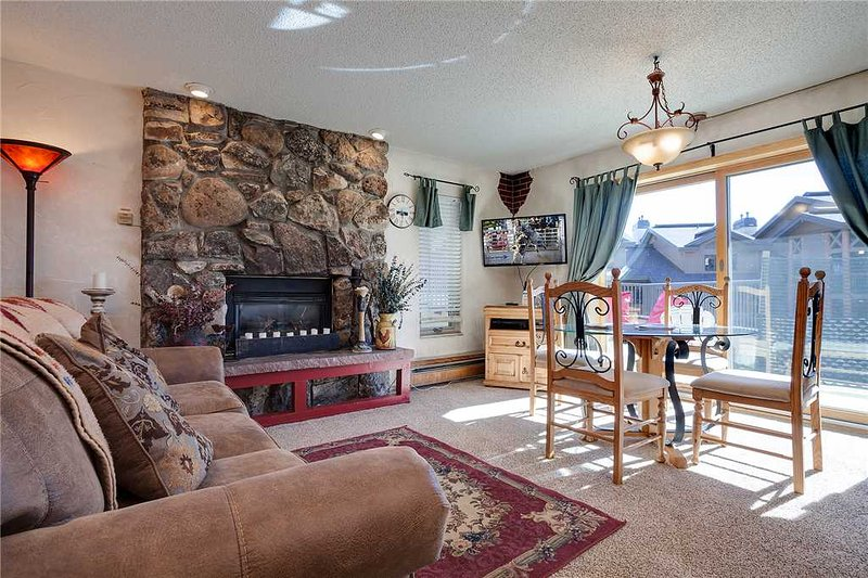 Storm Meadows I at Christie Base - SC100 - Image 1 - Steamboat Springs - rentals