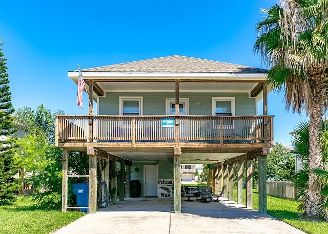 Welcome to Summer Salt! - Summer Salt Spacious 3/2, Pet Friendly, Sleeps 10, Minutes from the Beach! - Port Aransas - rentals