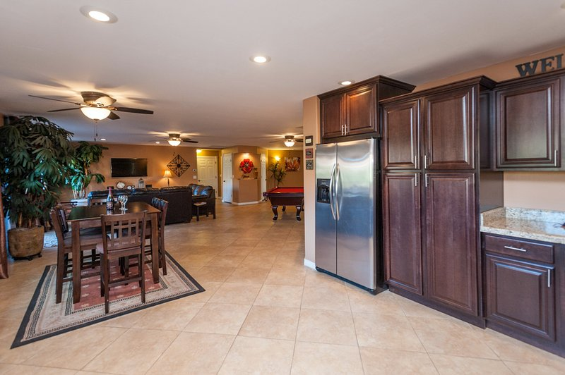 Red Rock Retreat with Huge Views with Pool Table - Image 1 - Sedona - rentals