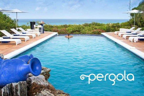 La Pergola : Mediterranean Style- Just Redecorated - Image 1 - Terres Basses - rentals
