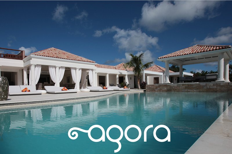 Agora, Luxurious greco-roman ambiance-Heated pool - Image 1 - Terres Basses - rentals