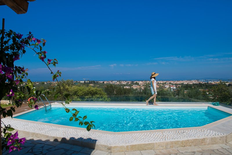Alea Resort - Villa Phedra with a great view - Image 1 - Lefkas - rentals