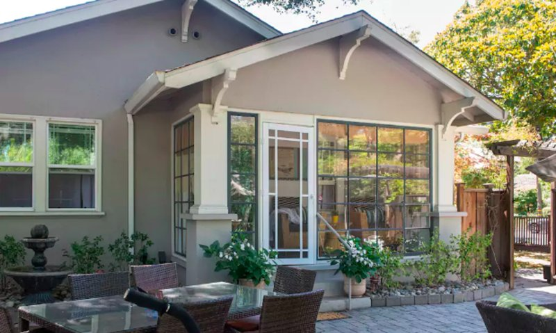 CHARMING AND BEAUTIFULLY FURNISHED 1 BEDROOM, 1 BATHROOM APARTMENT - Image 1 - Palo Alto - rentals