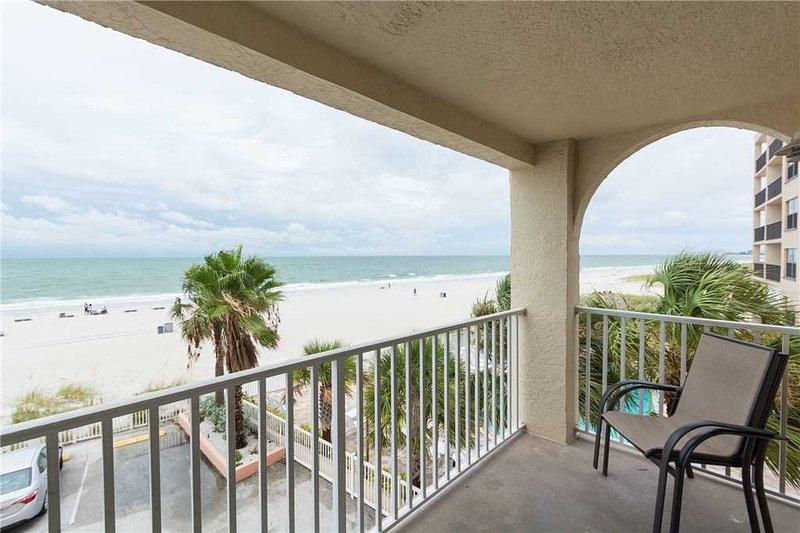 #212 Beach Place Condos - Image 1 - Madeira Beach - rentals