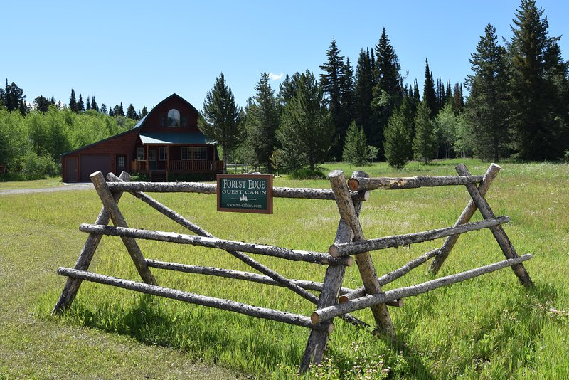 Forest Edge LODGE MINUTES FROM YELLOWSTONE PARK. - Image 1 - West Yellowstone - rentals