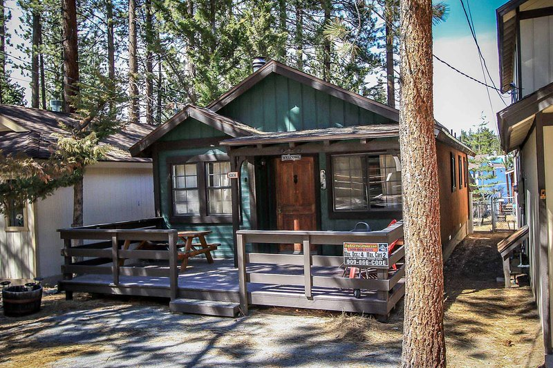 1091-Brown Bears Cabin ~ RA45923 - Image 1 - Big Bear Lake - rentals
