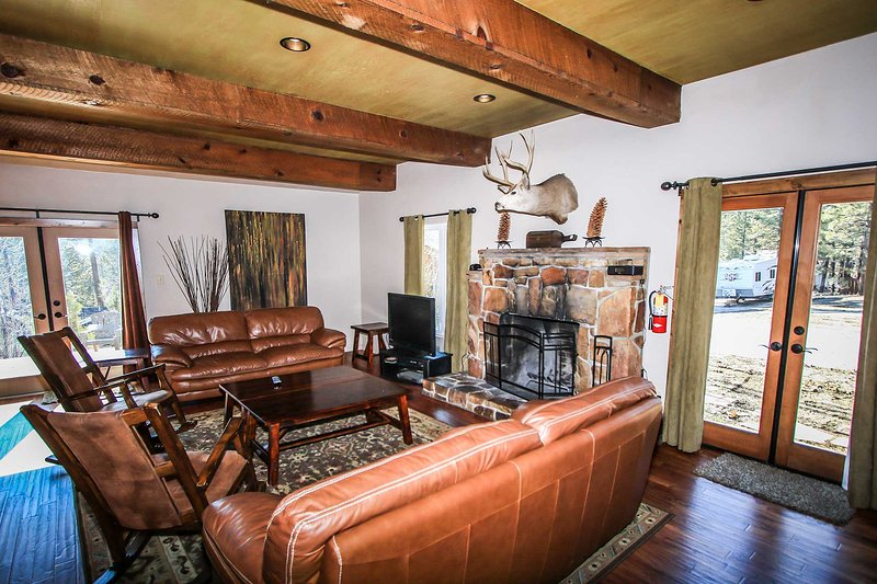 1164-Westfall Mountain Lodge - Image 1 - Big Bear Lake - rentals