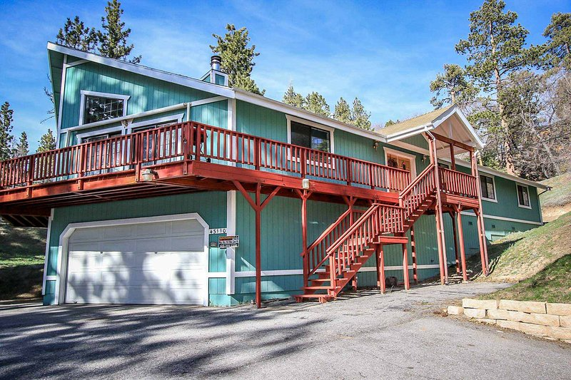 1256- Family Fun Inn - Image 1 - Big Bear Lake - rentals