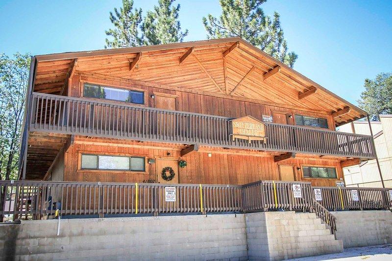 Switzerland Chalet 3 #1403 ~ RA46028 - Image 1 - Big Bear Lake - rentals