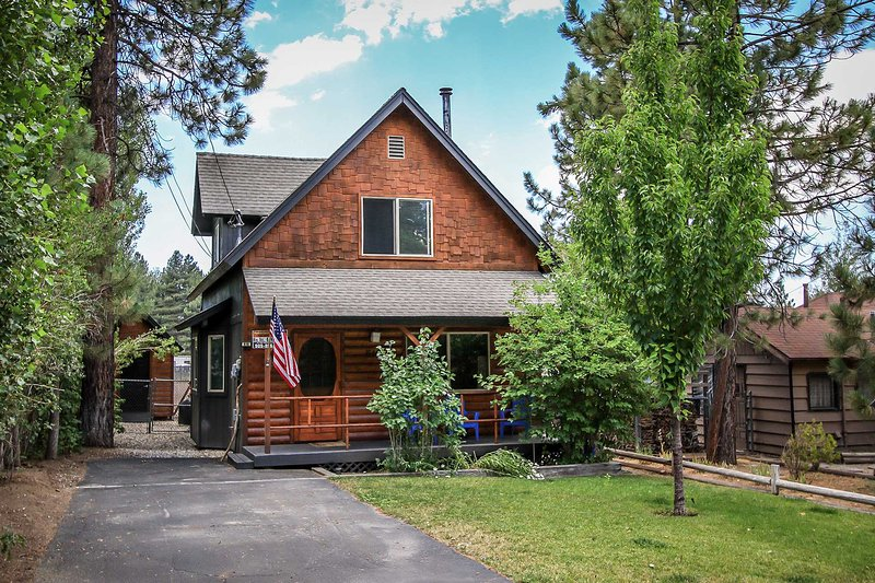 1362-Ballentine Lodge - Image 1 - Big Bear Lake - rentals