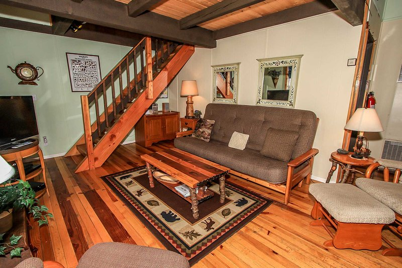 Bear Lookout Cozy Mountain Cabin~Central Heat/Fireplace~Full Kitchen~Pets Ok~ - Image 1 - Big Bear Lake - rentals