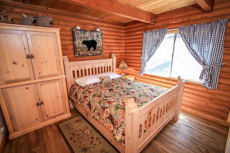 1297-Canyon Log Retreat - Image 1 - Big Bear Lake - rentals