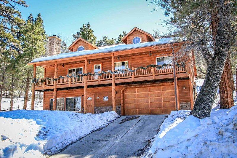 735-Bear Creek Lodge - Image 1 - Big Bear City - rentals