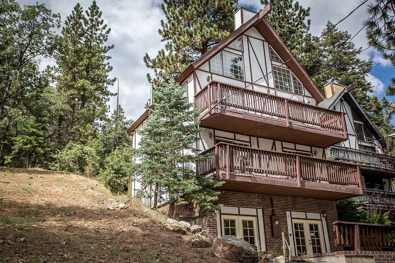 639-Bear Mountain Chalet - Image 1 - Big Bear Lake - rentals