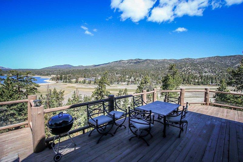 Windsong Manor~Castle Glen Estate~Lake-View Deck~Spa~Game Room~High End Decor~ - Image 1 - Big Bear Lake - rentals