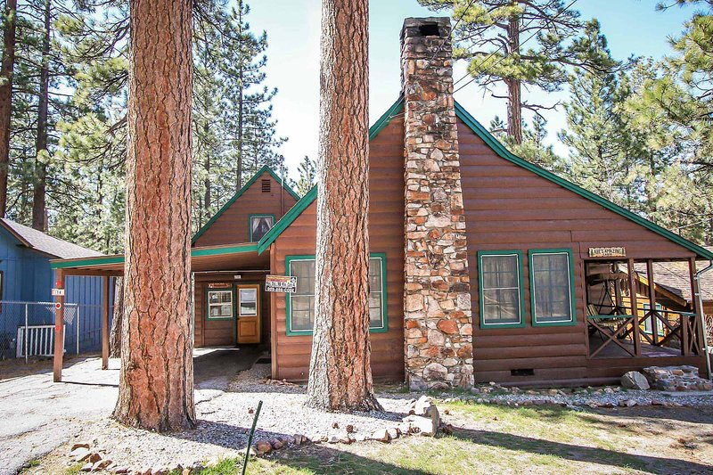 1421-Abe's Amazing Cabin - Image 1 - Big Bear Lake - rentals